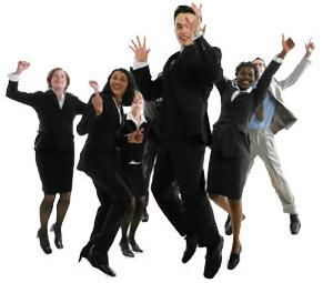 Excited Professionals